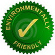 environmentally friendly logo